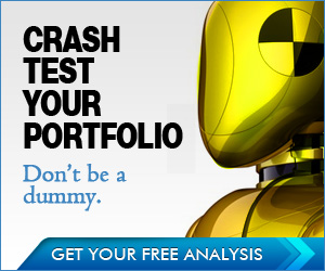 Click to crash test your portfolio.