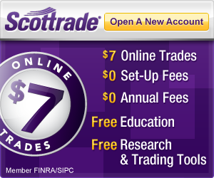 best investment companies - Scottrade