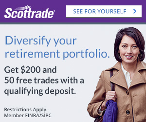 move retirement savings into roth ira with scottrade