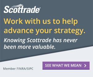 Scottrade index funds for passive income